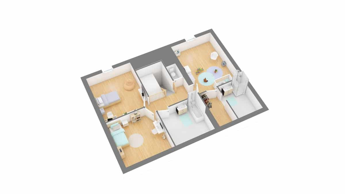 Tradinord_constructeur_maison 59 et 62 _carvine-g1-axo_etage