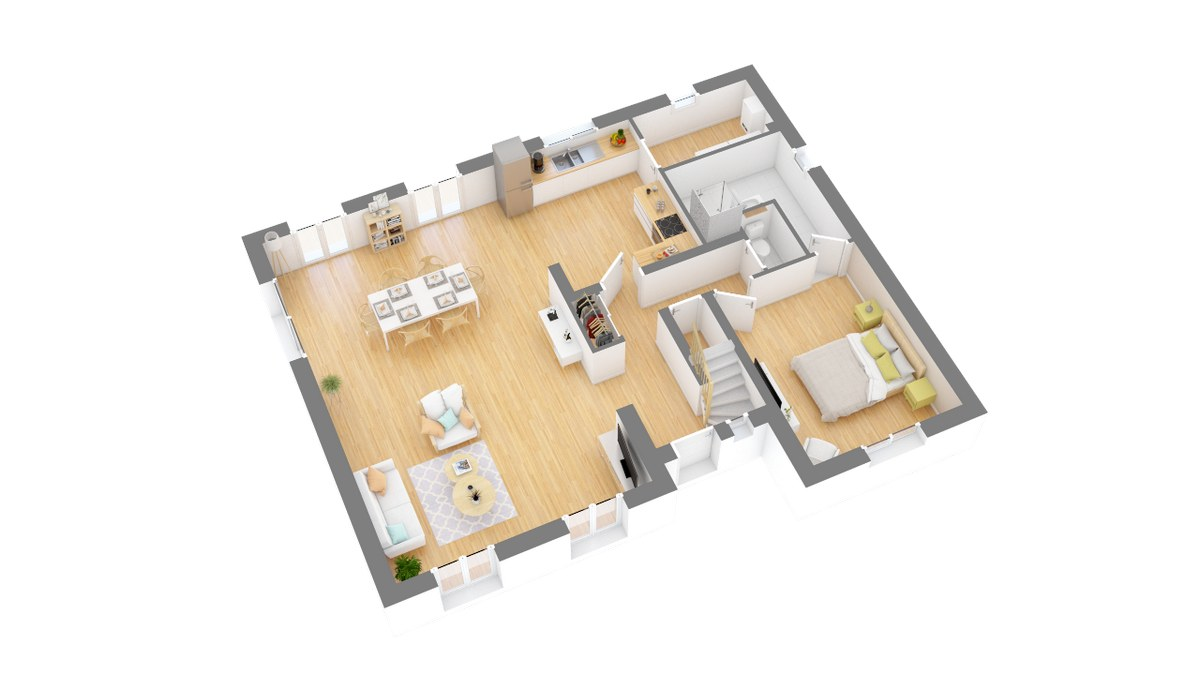 Tradinord_constructeur_maison 59 et 62 _houdaine-g0-axo_rdc