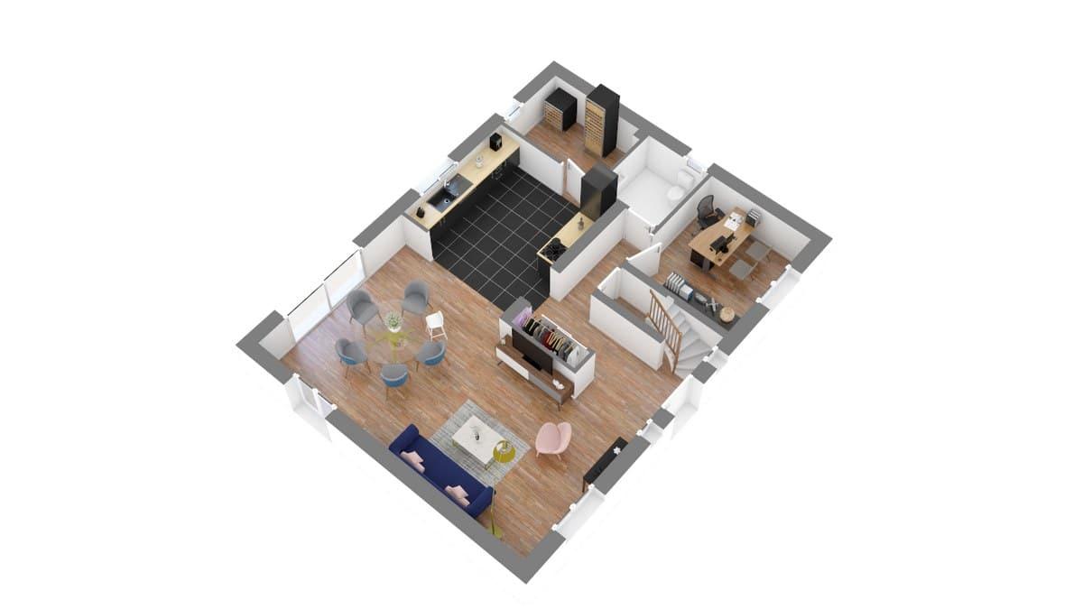 Tradinord_constructeur_maison 59 et 62 _thiennes-g0-axo_rdc