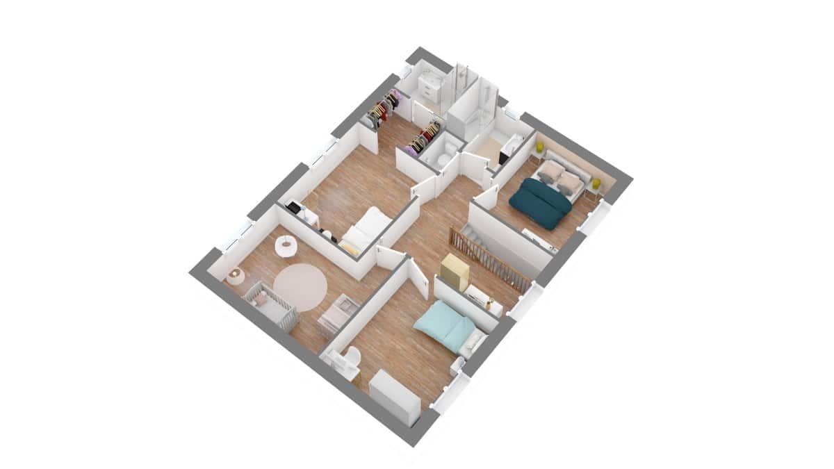 Tradinord_constructeur_maison 59 et 62 _thiennes-g1-axo_etage